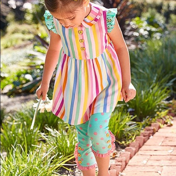 Matilda Jane tunic and legging